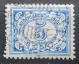 Poštovní známka Nizozemská Indie 1928 Nominální hodnota Mi# 160