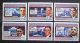 Poštovní známky Guinea 2009 Prezident Barack Obama Mi# 6547-52 Kat 12€