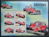Poštovní známky Mongolsko 2001 Ferrari Mi# 3150-55 Kat 18€