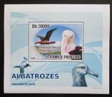 Poštovní známka Svatý Tomáš 2008 Albatros DELUXE Mi# 3541 Block