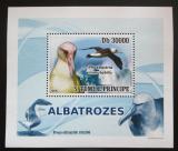 Poštovní známka Svatý Tomáš 2008 Albatros DELUXE Mi# 3542 Block