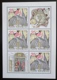 Poštovní známky Česká republika 2015 Plzeň Mi# 835 Bogen
