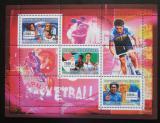 Poštovní známky Guinea 2007 Sportovci Mi# 4569-71 Bogen Kat 8€