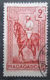 Poštovní známka Madagaskar 1936 Generál Gallieni Mi# 237