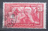 Poštovní známka Madagaskar 1930 Zebu Mi# 193