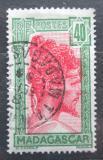 Poštovní známka Madagaskar 1930 Domorodec Mi# 189