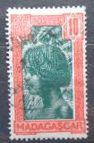 Poštovní známka Madagaskar 1930 Domorodec Mi# 184