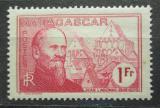 Poštovní známka Madagaskar 1938 Jean Laborde Mi# 251