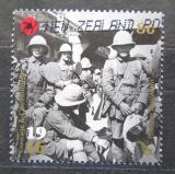 Poštovní známka Nový Zéland 2016 První světová válka Mi# Mi# 3323