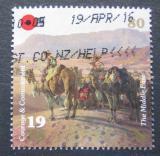 Poštovní známka Nový Zéland 2016 První světová válka Mi# Mi# 3325