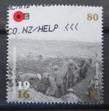 Poštovní známka Nový Zéland 2016 První světová válka Mi# Mi# 3326
