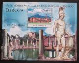 Poštovní známka Mosambik 2010 Architektura v Evropě Mi# Mi# Block 357 Kat 10€