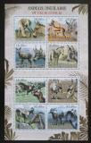 Poštovní známky Mosambik 2012 Vzácná fauna Mi# Mi# 5674-81 Kat 16€
