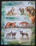 Poštovní známky Mosambik 2012 Vyhynulé šelmy Mi# Mi# 5796-5801 Kat 14€
