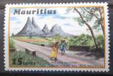 Poštovní známka Mauricius 1971 Hora Trois-Mamelles Mi# Mi# 374