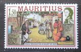 Poštovní známka Mauricius 1978 Imigranti z Indie Mi# Mi# 449 I X A