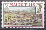 Poštovní známka Mauricius 1978 Závodní dráha Mi# Mi# 450 I X A