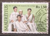 Poštovní známka Mauricius 1989 Džaváharlál Néhrú Mi# Mi# 693