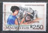 Poštovní známka Mauricius 1987 Industrializace Mi# Mi# 654