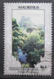 Poštovní známka Mauricius 1989 Ostrovní krajina Mi# Mi# 681 I