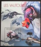 Poštovní známka Burundi 2012 Supi Mi# Mi# Block 284 Kat 9€