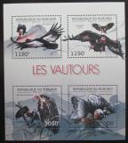 Poštovní známky Burundi 2012 Supi Mi# Mi# 2798-2801 Kat 10€