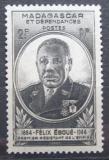 Poštovní známka Madagaskar 1945 Félix Éboué Mi# Mi# 385