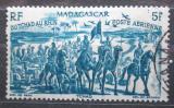 Poštovní známka Madagaskar 1946 Od Čadu k Rýnu Mi# Mi# 411 Kat 5€