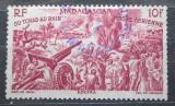 Poštovní známka Madagaskar 1946 Od Čadu k Rýnu Mi# Mi# 412 Kat 5€