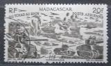 Poštovní známka Madagaskar 1946 Od Čadu k Rýnu Mi# Mi# 414 Kat 5€