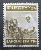 Poštovní známka Bangladéš 1976 Sběr čaje Mi# 65