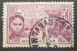 Poštovní známka Madagaskar 1931 Koloniální  výstava v Paříži Mi# 204