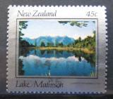 Poštovní známka Nový Zéland 1983 Jezero Matheson Mi# Mi# 876