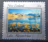 Poštovní známka Nový Zéland 1983 Jezero Alexandrina Mi# Mi# 877