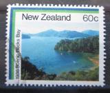 Poštovní známka Nový Zéland 1986 Záliv Becks Bay Mi# Mi# 965