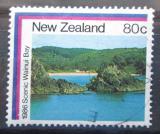 Poštovní známka Nový Zéland 1986 Záliv Wainui Bay Mi# Mi# 967