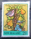 Poštovní známka Nový Zéland 1986 Vánoce Mi# Mi# 971