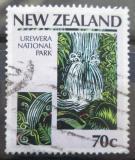 Poštovní známka Nový Zéland 1987 NP Urewera Mi# Mi# 996
