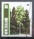 Poštovní známka Nový Zéland 1989 Dacrydium cupressinum Mi# Mi# 1078