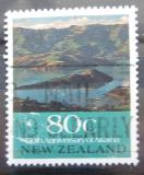 Poštovní známka Nový Zéland 1990 Přístav Akaroa Mi# Mi# 1122