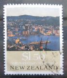 Poštovní známka Nový Zéland 1990 Přístav Wellington Mi# Mi# 1124