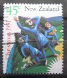 Poštovní známka Nový Zéland 1991 Vánoce Mi# Mi# 1201