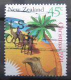 Poštovní známka Nový Zéland 1991 Vánoce Mi# Mi# 1202