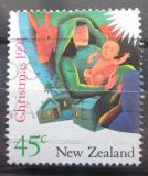 Poštovní známka Nový Zéland 1991 Vánoce Mi# Mi# 1203