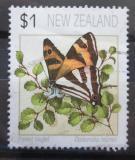 Poštovní známka Nový Zéland 1991 Dodonodia helmsii Mi# 1208