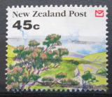 Poštovní známka Nový Zéland 1992 Místní krajina Mi# 1244