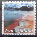 Poštovní známka Nový Zéland 1993 Champagne Pool Mi# 1284
