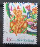 Poštovní známka Nový Zéland 1993 Vánoce Mi# 1300