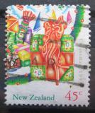 Poštovní známka Nový Zéland 1993 Vánoce Mi# 1301