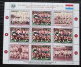 Poštovní známky Paraguay 1986 MS ve fotbale Mi# 3983 Bogen Kat 24€